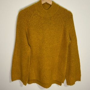 Brave Soul - Wide sleeve turtleneck sweater